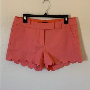 J by j crew scallop short